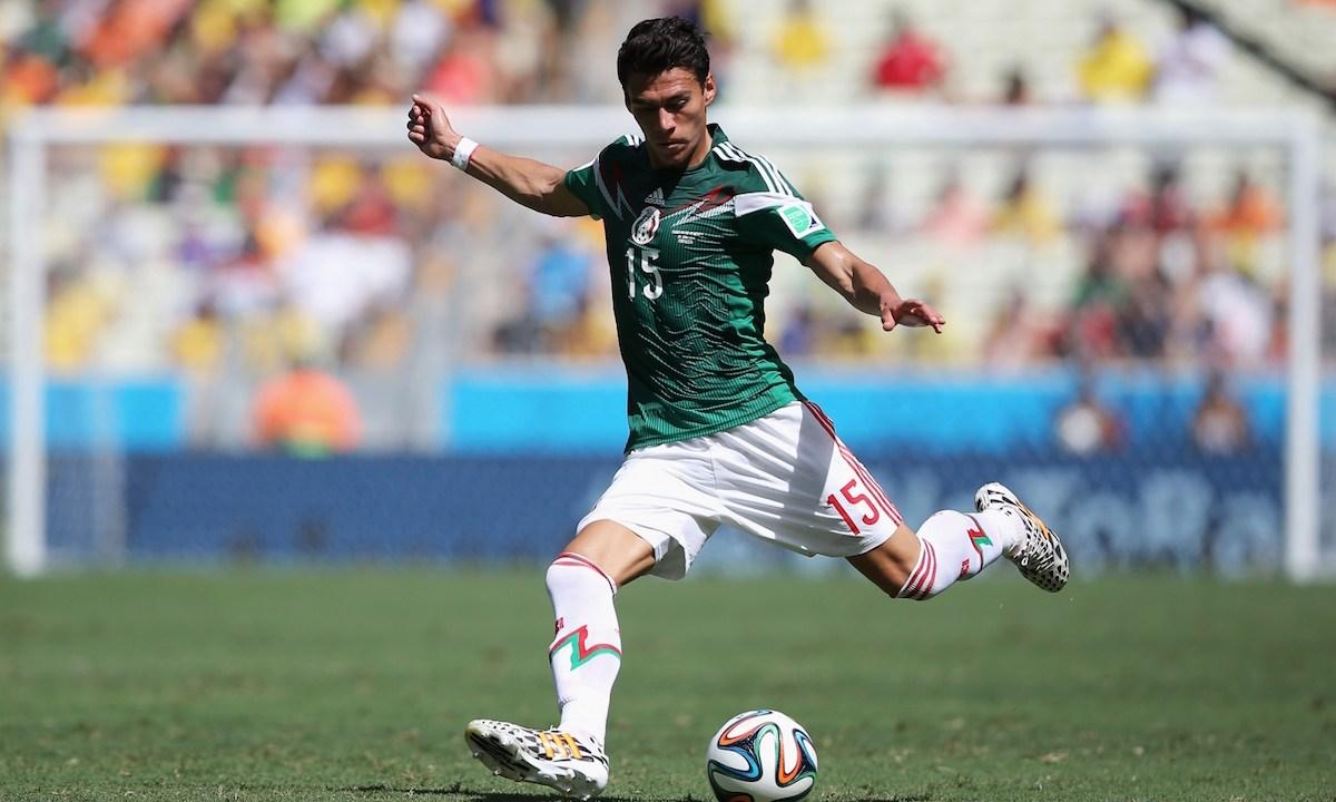 ¡Excelentes noticias! Héctor Moreno será el primer mexicano que jugará para la AS Roma