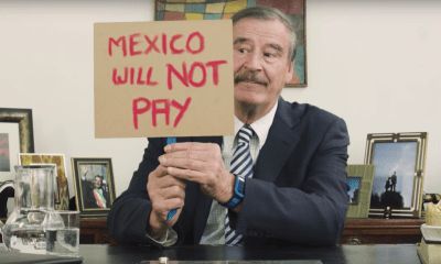 Mexico will not pay for that wall