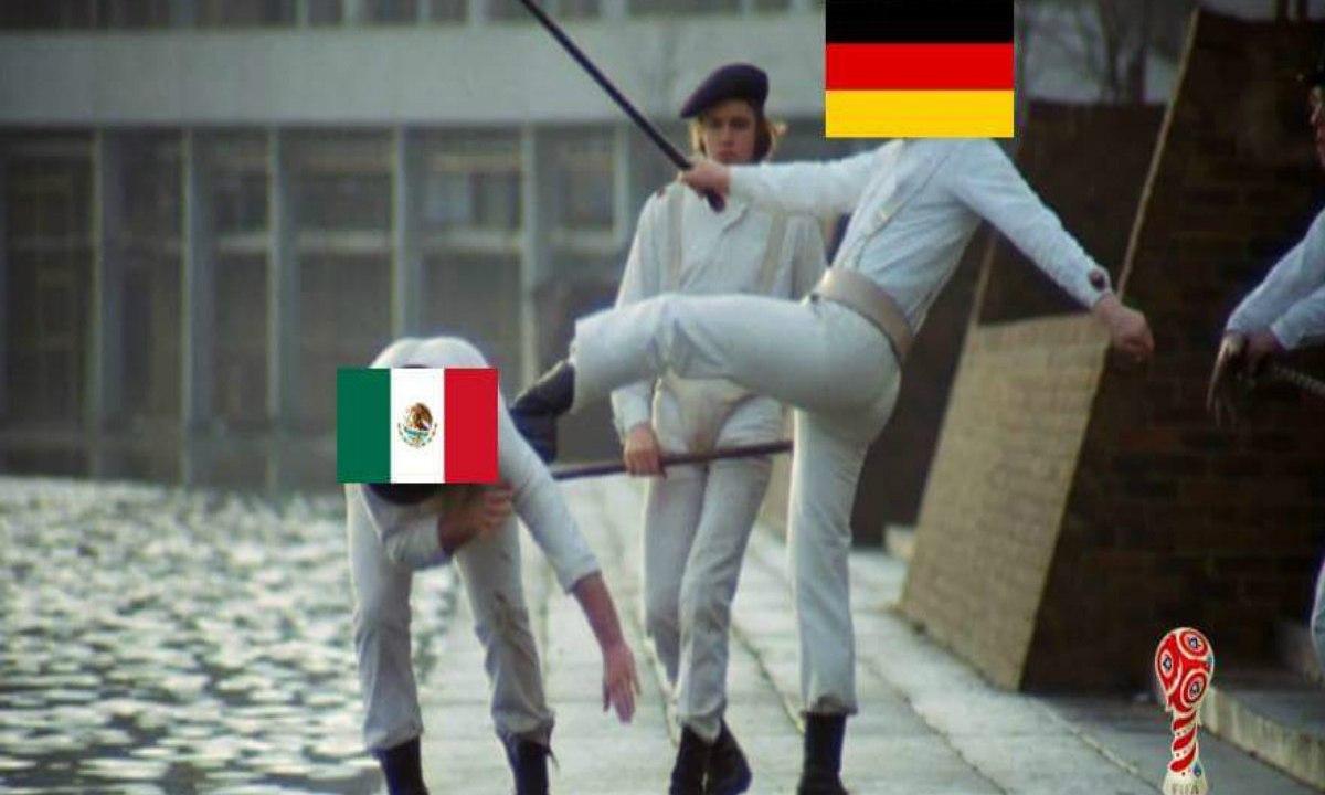 Reacciones por la derrota de la Selección Mexicana ante Alemania