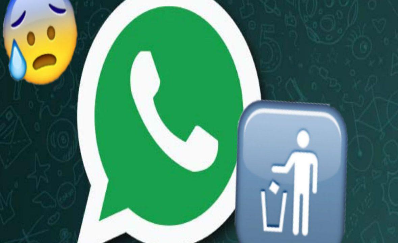 Whatsapp, Mensajes, Borrar, Actualización