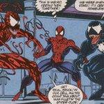 Carnage será el villano en la película de Venom