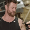 Con un video en Instagram, Chris Hemsworth se mofó de suu ausencia de Capitan America: Civil War