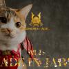 Samurai Age crea armaduras de samurái y su nueva colección es para mascotas