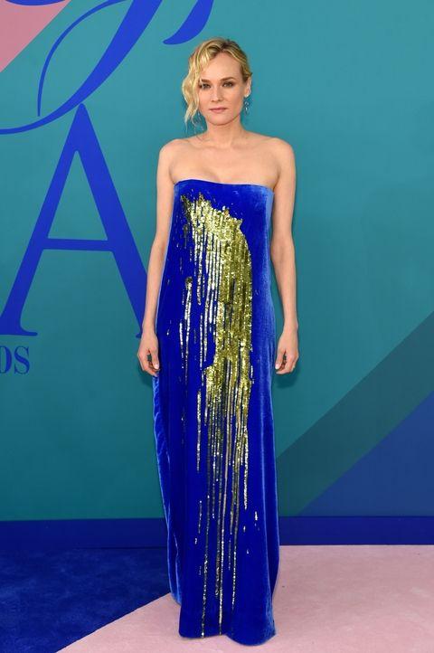 Diane Kruger CFDA