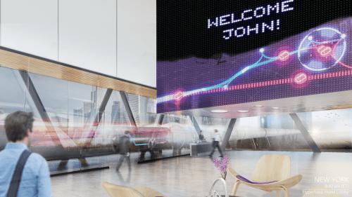 Hyperloop Hotel, el futuro del hospedaje