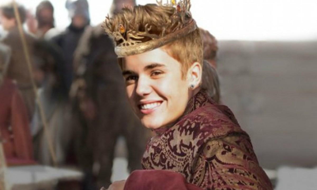 Spotify nombra a Justin Bieber Rey Latino