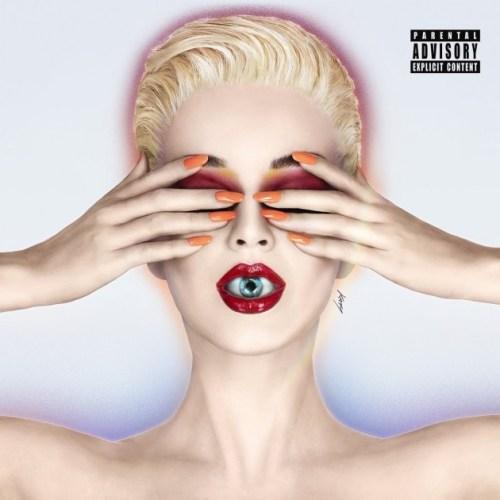 Katy Perry trae 15 nuevas canciones para ti