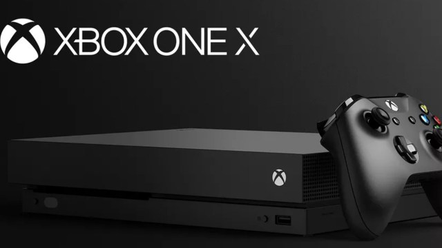 Xbox One X es el nombre de lo que antes se conocía como Project Scorpio