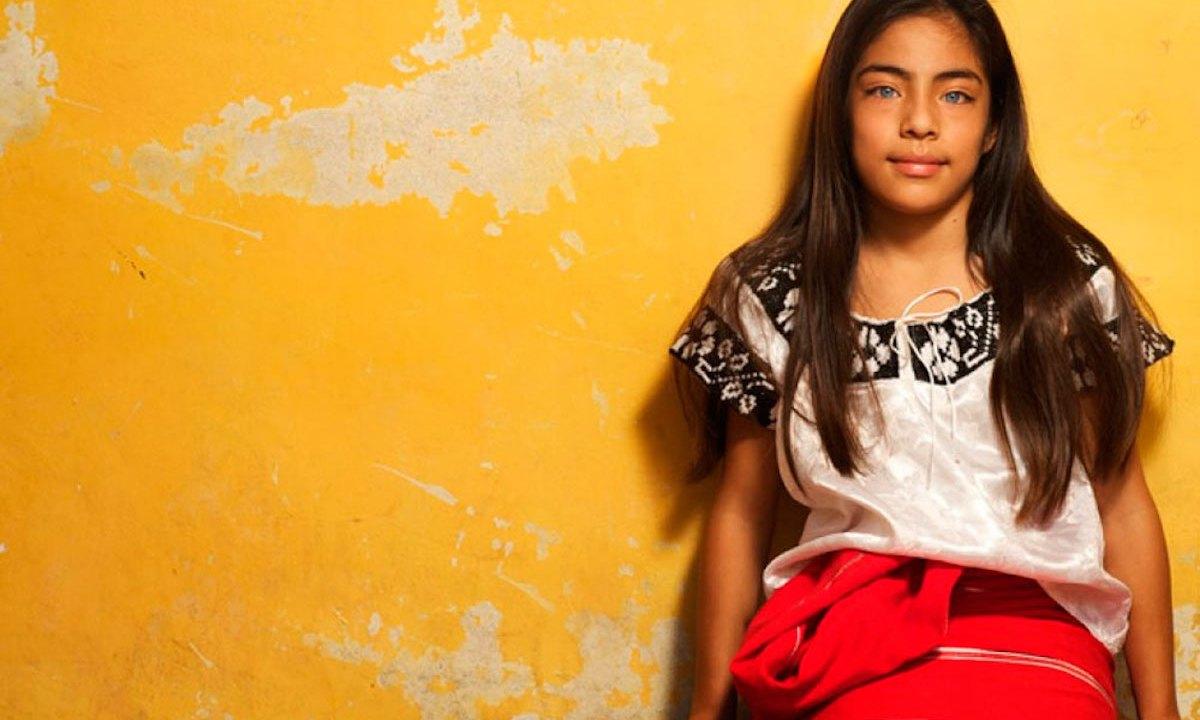 Mira cómo luce la niña más bonita de México seis años después