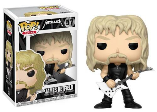 James Hetfield en Funko