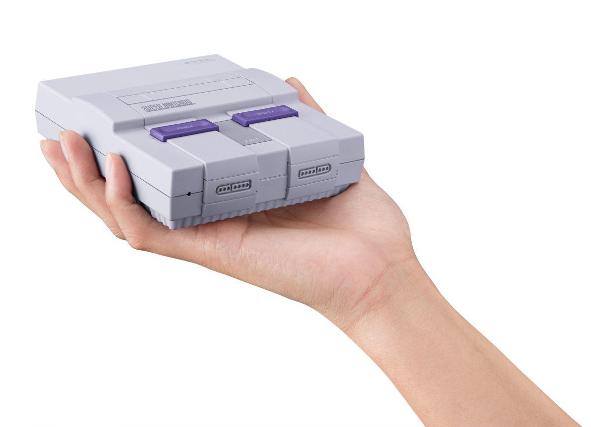 La SNES mini Classic Edition emulará 21 juegos clásicos de Nintendo
