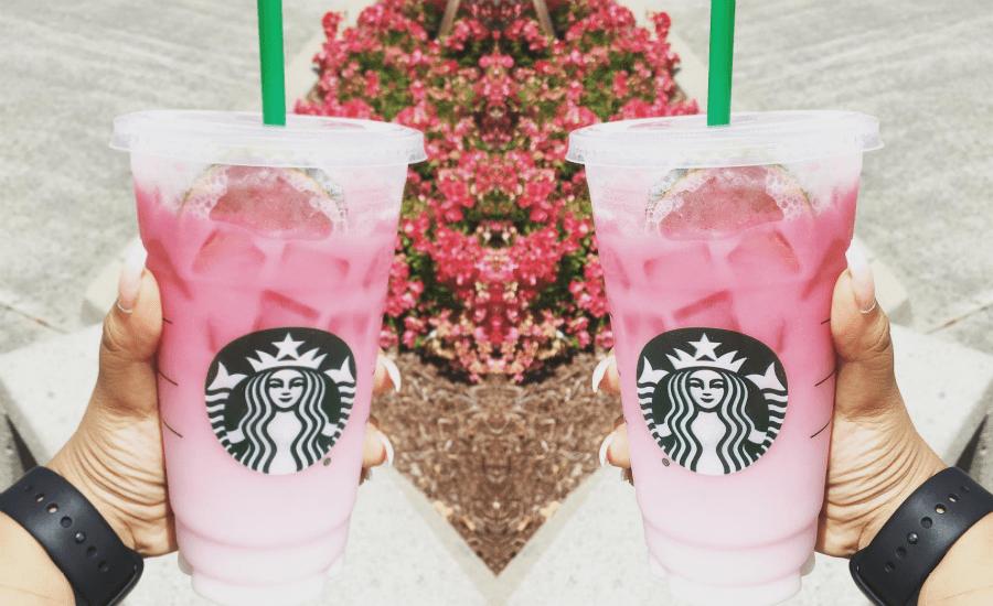 Starbucks lanza Ombré Pink Drink, la nueva bebida viral