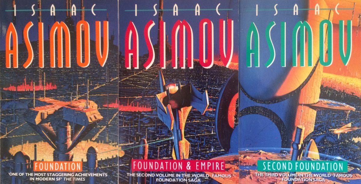 Skydance intentará adaptar Fundación de Isaac Asimov