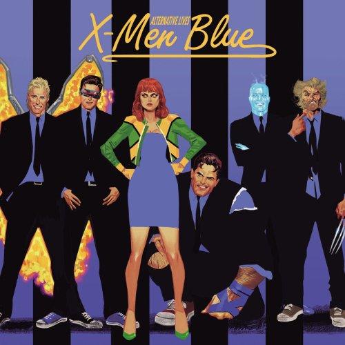 La versión del Parallel Lines de Blondie con los X-Men