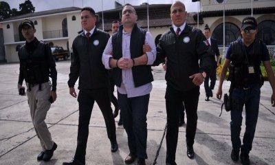 Javier Duarte llega a México para enfrentar la justicia