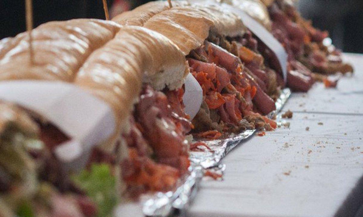 Se inaugura décimo cuarta Feria Torta Delegación Venustiano Carranza