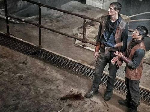 La muerte de John sorprendió al equipo de The Walking Dead