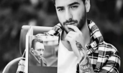 Maluma leyendo a Camus meme INBA