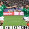 Mexico contra Honduras mejores memes