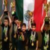 Niños mexicanos se coronan campeones en Malasia