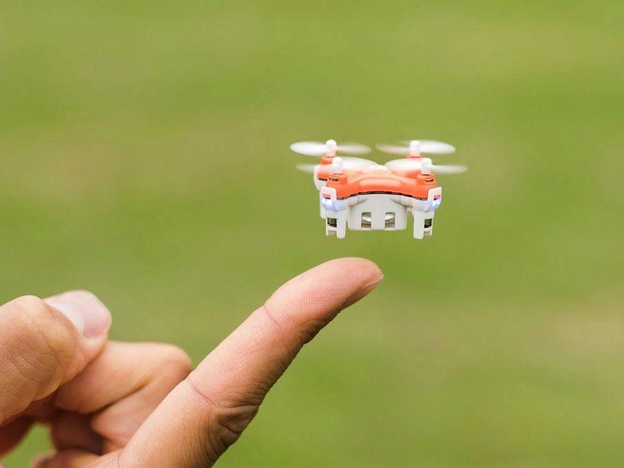 El dron SKEYE Pico Drone de TRNDlabs es el más pequeño