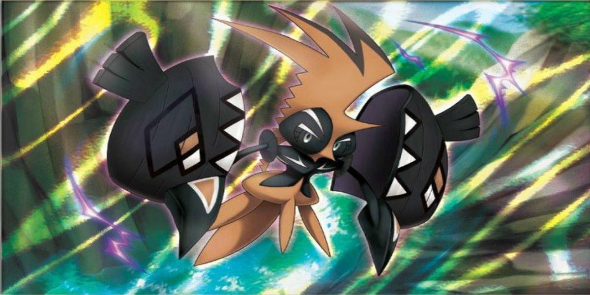 Pokémon Legendario, Tapu Koko en su forma shiny