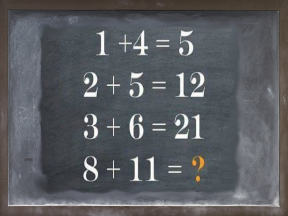 Test matemático tiene a todos locos en Facebook