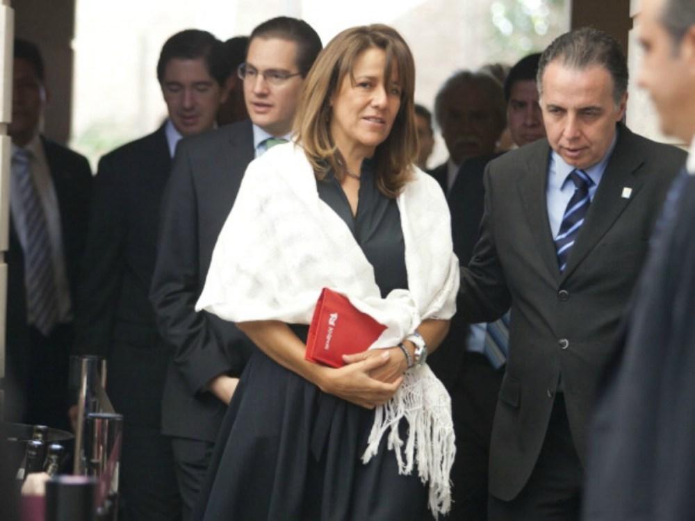Margarita Zavala, Ricardo Anaya, Moreno Valle, PAN, Candidatos, Panistas