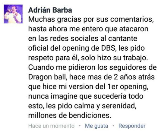 Adrián Barba defiende a Josafat Espinosa