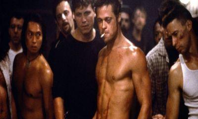 Cuerpo Brad Pitt Club Pelea