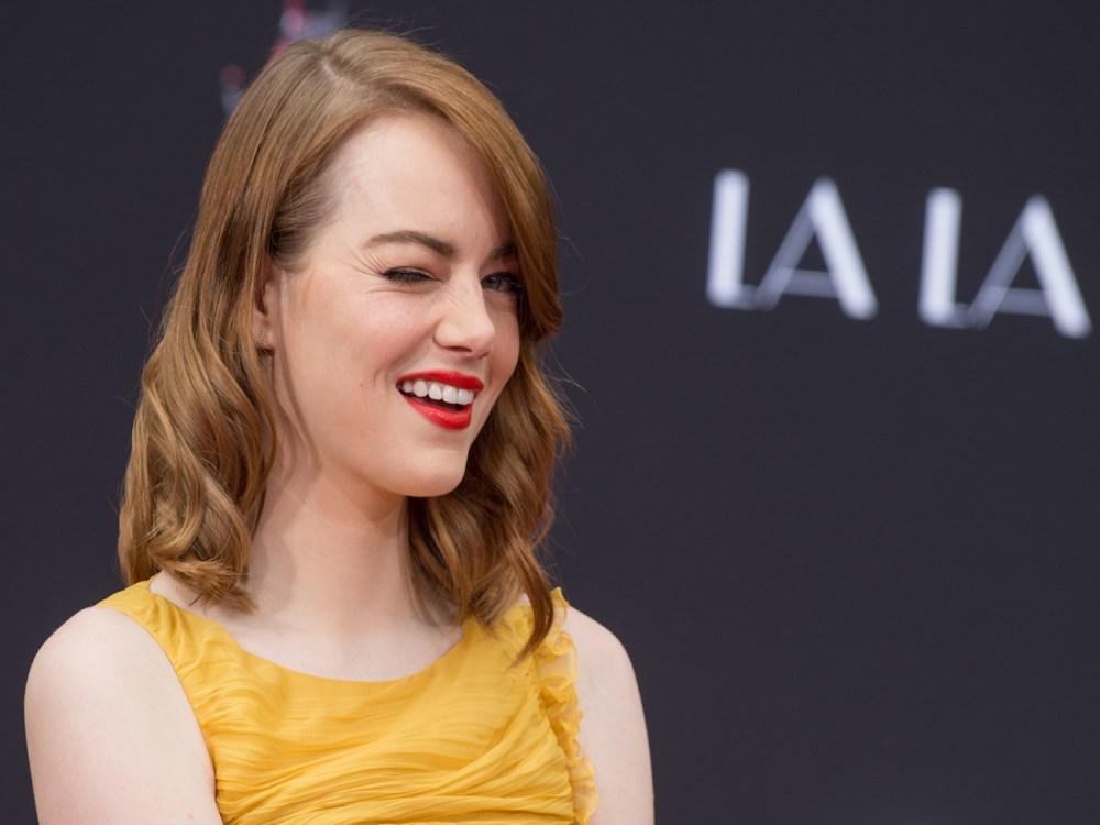 Emma Stone actriz mejor pagada del mundo