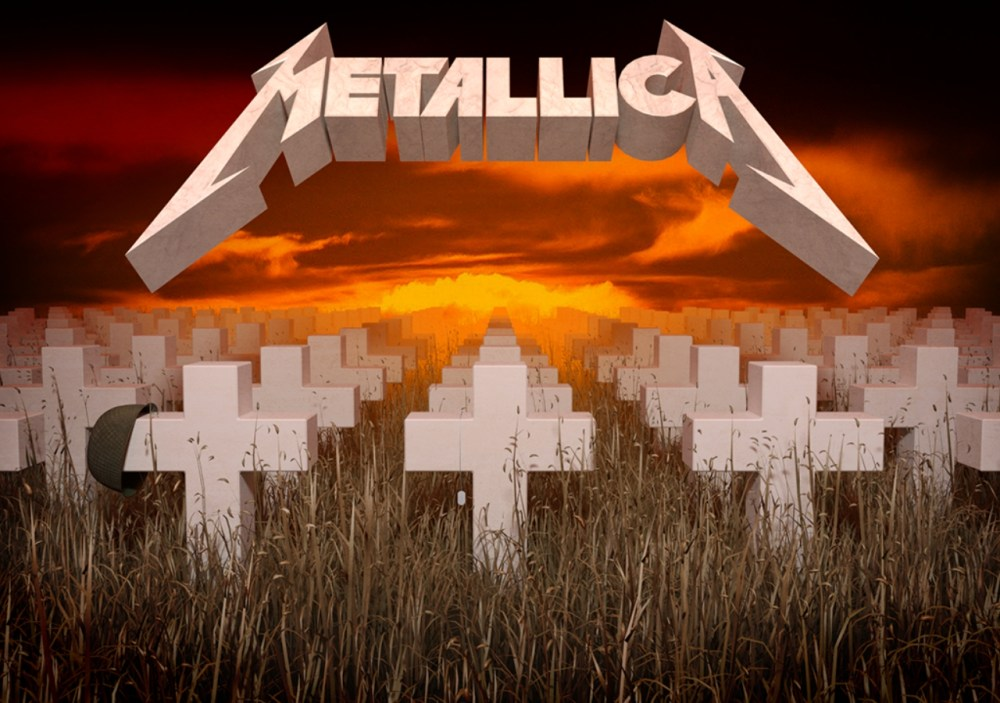 Master of Puppets, Cliff Burton, Remaster, Remasterizada, CD, Metallica