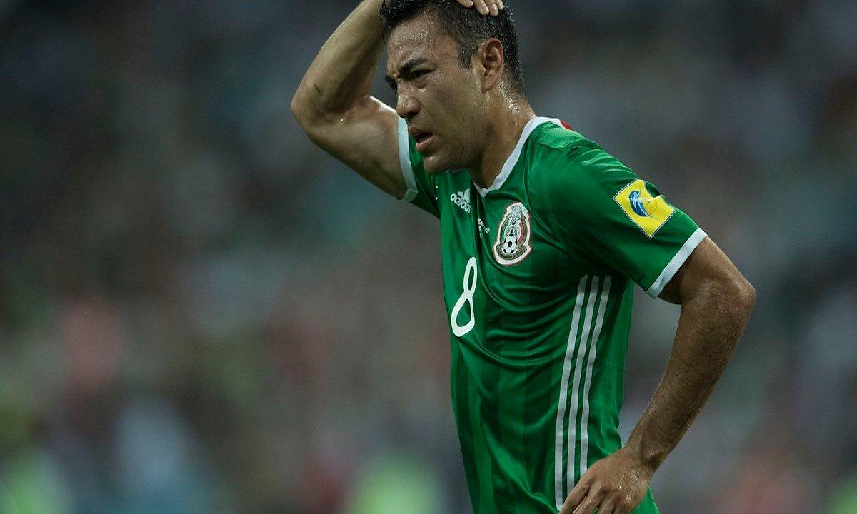 Marco Fabián no jugará resto año operación