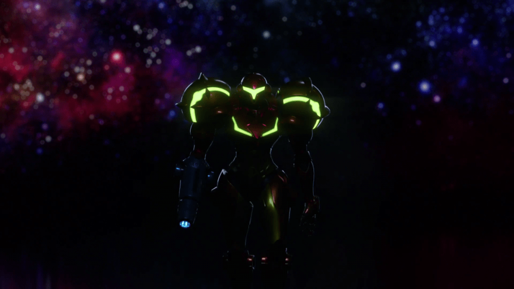 Comercial animado de Metroid: Samus Returns para 3DS