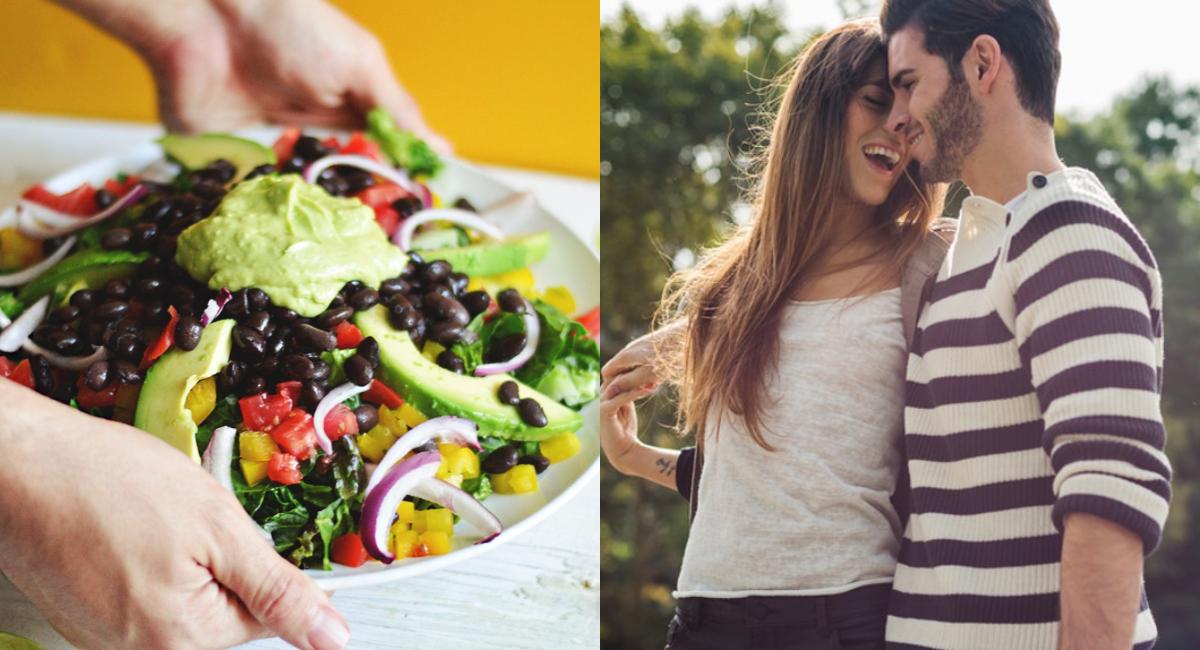 Una buena dieta es clave para conseguir pareja: ciencia