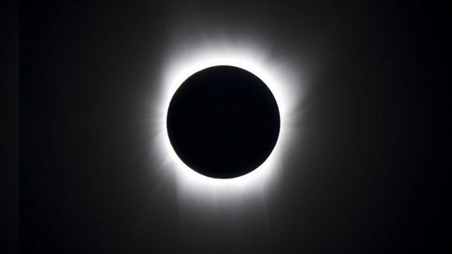 El 21 de agosto habrá un eclipse solar total