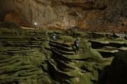 Hang Sơn Đoòng, la cueva más grande del mundo, en Vietnam