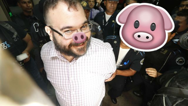 Memes Javier Duarte huelga de hambre
