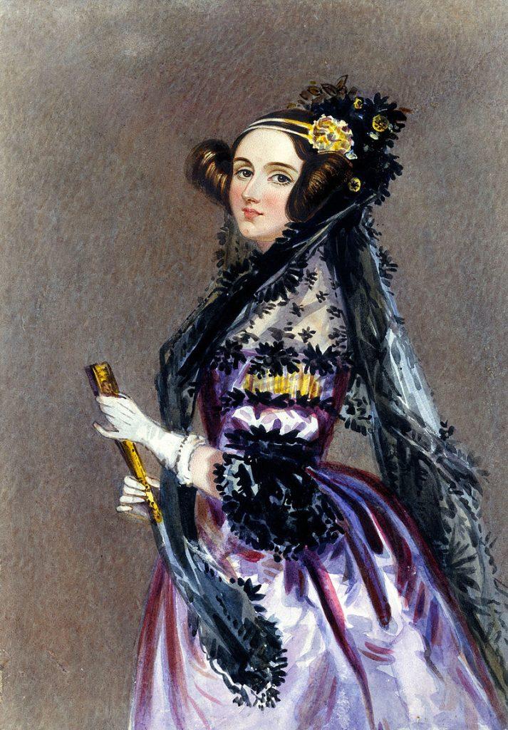 Ada Lovelace, matemática que escribió el primer programa de computadora