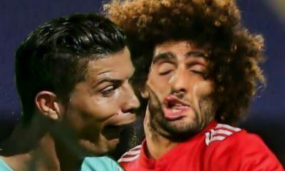 Los mejores memes de Marouane Fellaini