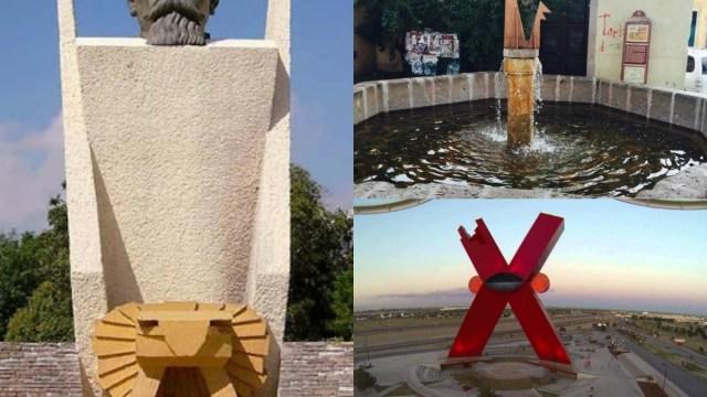 Reddit le rinde tributo a los monumentos feo de México