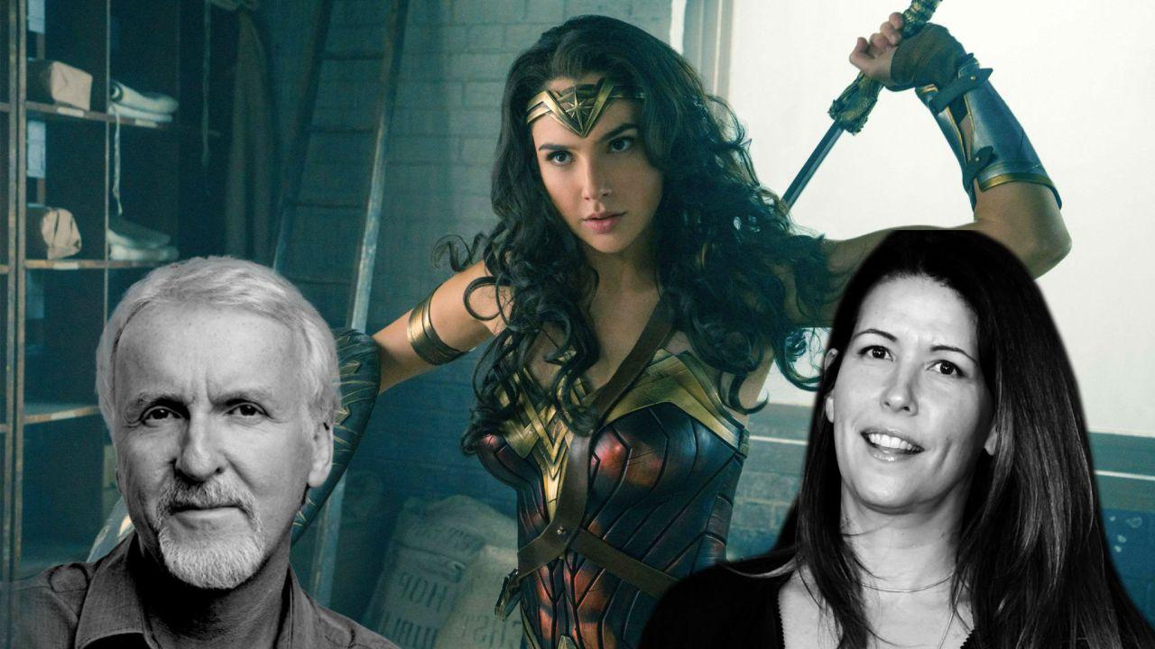 Patty Jenkins respondió al comentario de James Cameron sobre Mujer Maravilla