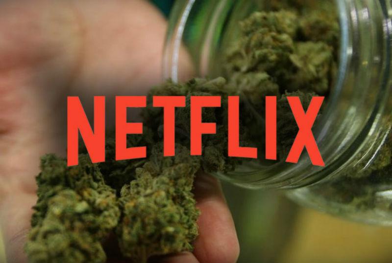 Netflix lanza su propia línea de marihuana