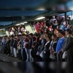 Transporte Público, Metro, Pantitlán, Estación, Empujones, Estampidas