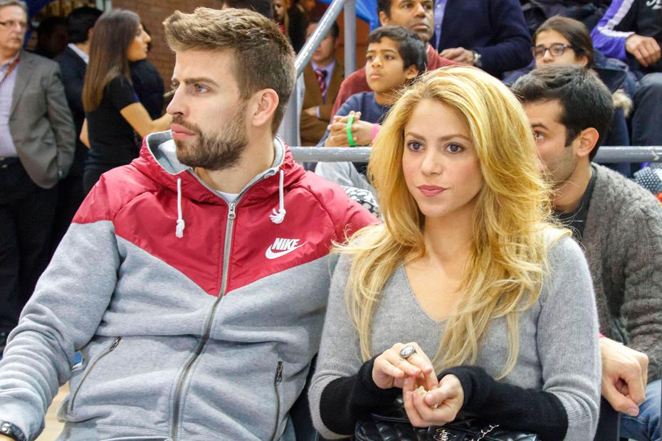 A Shakira y a Pique los separan los millones