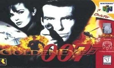Golden Eye, videojuego sobre Bond, espía de Inteligencia del Reino Unido