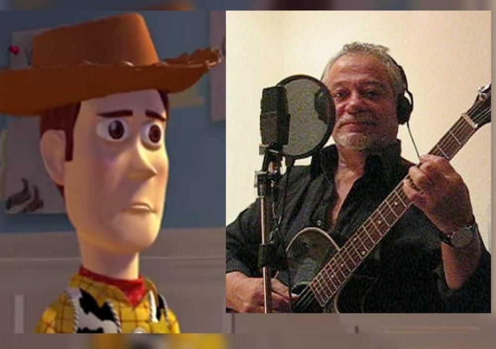 Amigo Fiel, Toy Story, Ricardo Murguía, Disney, Pixar, Falleció