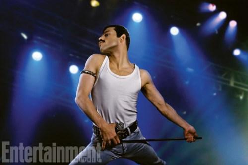 Bohemian Rhapsody, Freddie Mercury, Rami Malek, Bryan Singer, Queen, SIDA