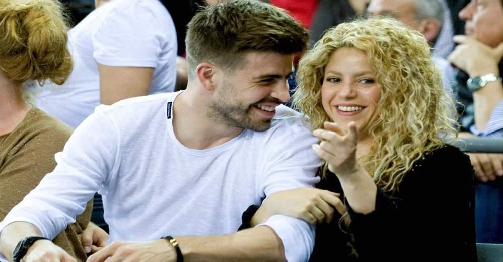 Shakira y Gerard Piqué separados, según prensa internacional