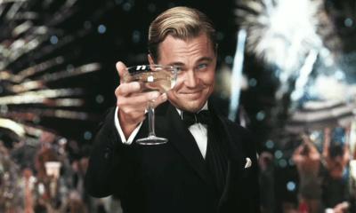 Loenardo DiCaprio, escena de El Gran Gatsby